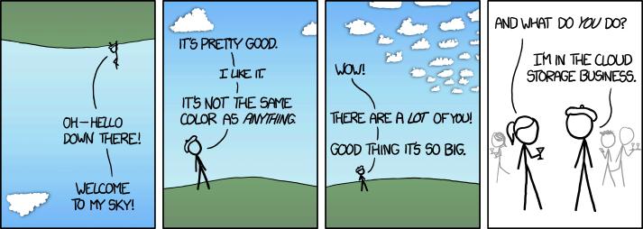 xkcd my sky