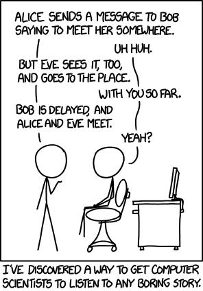Hablando con informaticos