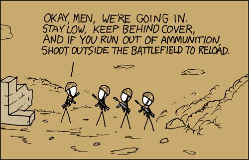xkcd : comics that own