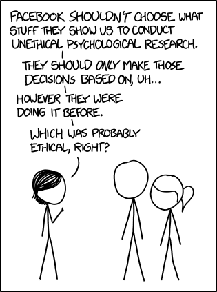 Funny comic by XKCD
