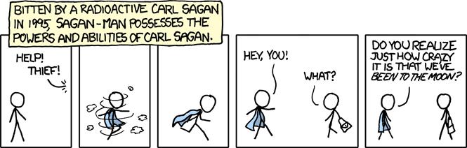 Sagan-Man