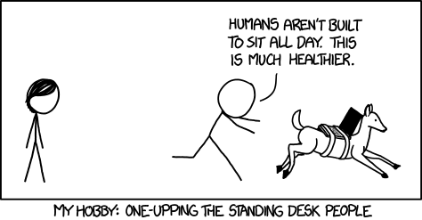XKCD comid
