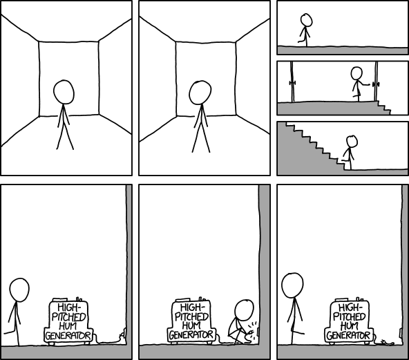 The Source - xkcd