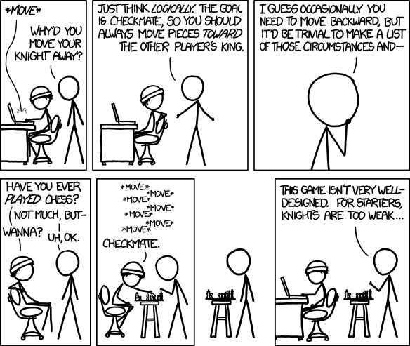 xkcd: Think Logically