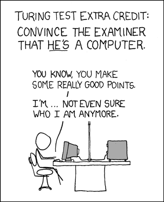 xkcd 329: Turing Test Extra Credit