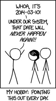 Unique Date
