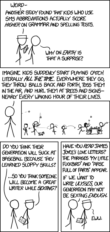 xkcd essay Bird 9, a spacex parody of a famous xkcd cartoon called up goer nine spacex used it to demonstrate its falcon 9 rocket click for full image.