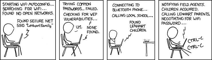 programmer cartoons, comics of programming