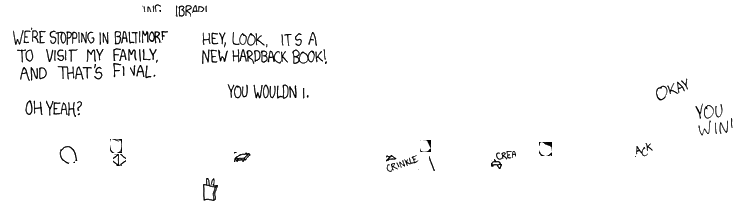 Xkcd dating librarians