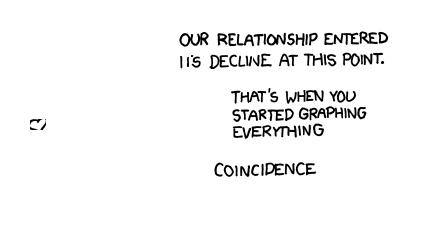 xkcd: Decline